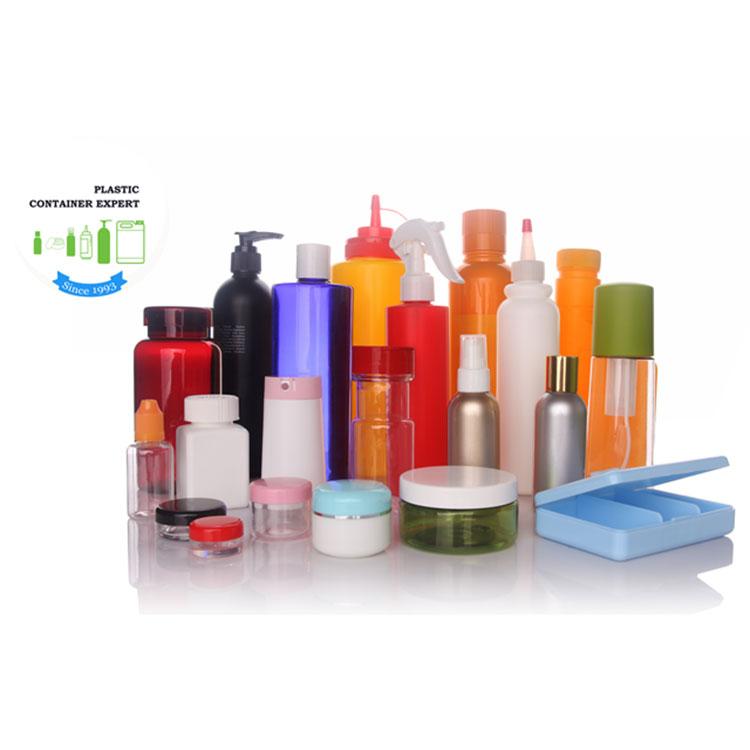 custom designed packaging bottle jars