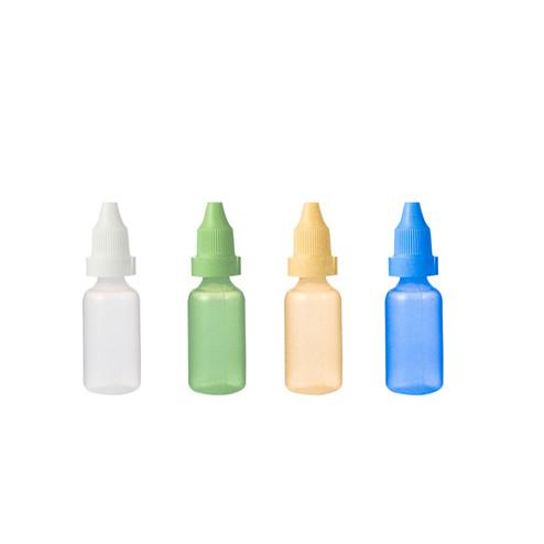 colorful drop botle