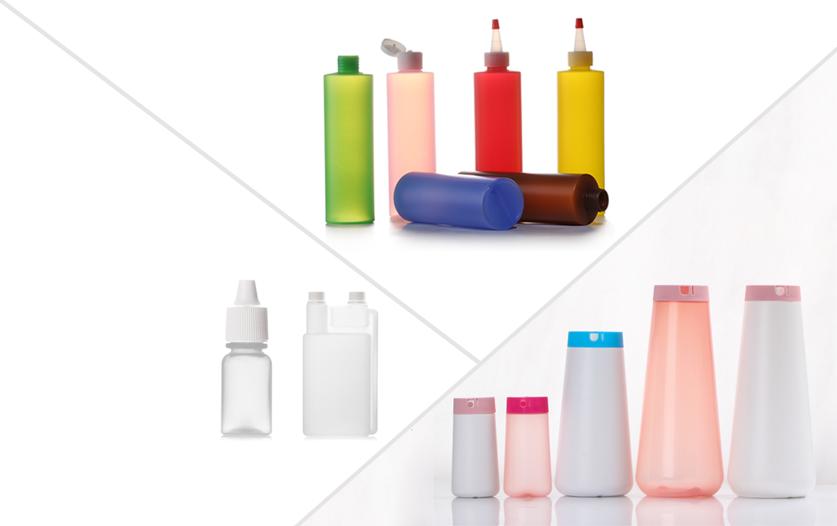 Plastic Bottle Samples