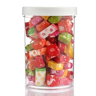 candy jar storage jar