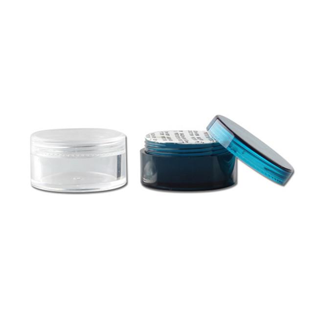 5ml clear sample plastic jar