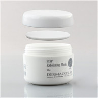 30ml white pp plastic cream jar