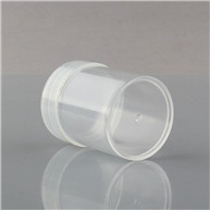 30ml clear storage jar