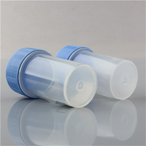 50ml pp translucence medical liquid jar