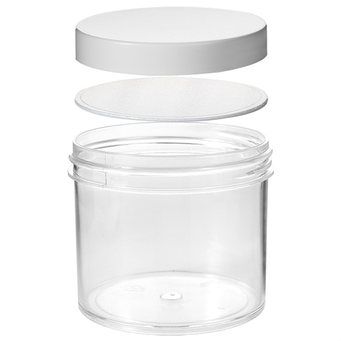 150ml PS jar with PP lid GFA-534