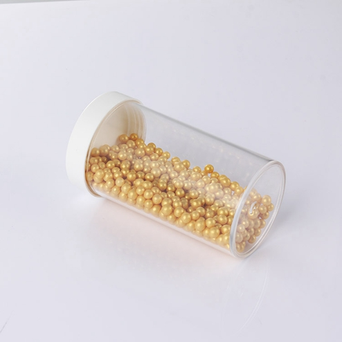 bulk 120ml PS jar with PP lid