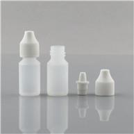 detail of 5-15ml HDPE /LDPE Bottle