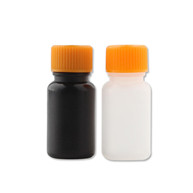 5ml HDPE /LDPE Plastic Bottle with screw cap JF-022