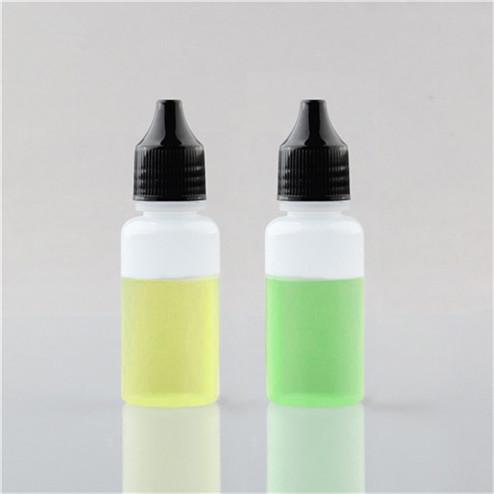 15ml drop bottles with black cap