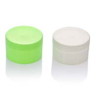 250ml PP Mask Jar With Transparent Pad