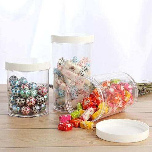 plastic candy jar