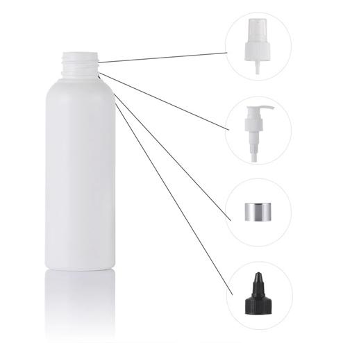 150ml plastic bottle with twist top cap,pump,screw cap,sprayer