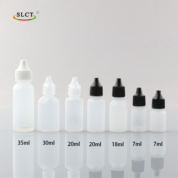 7ml 35ml plastic dropper bottles