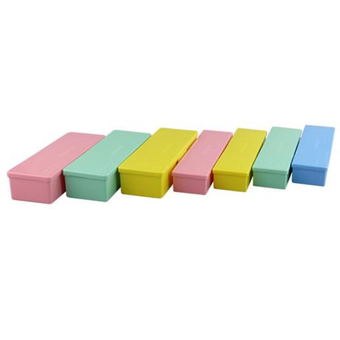 variety color pencil case