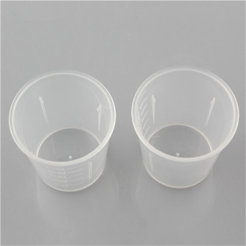 Sale Clear 30ml PP Plastic measuring cup ZFA-703