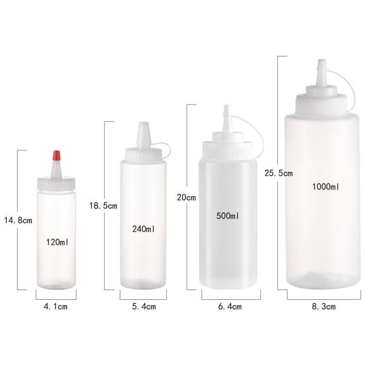 ketchup plastic bottle