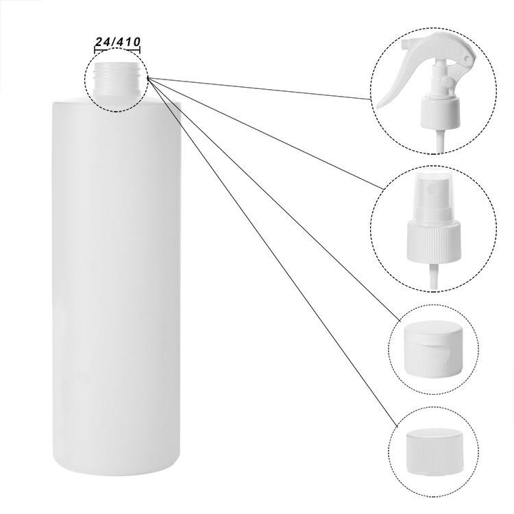 1l cylinder hdpe bottle