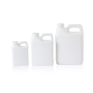 plastic jug white