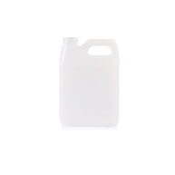 500ml (16.67oz) white HDPE plastic bottle with handle YFA-267
