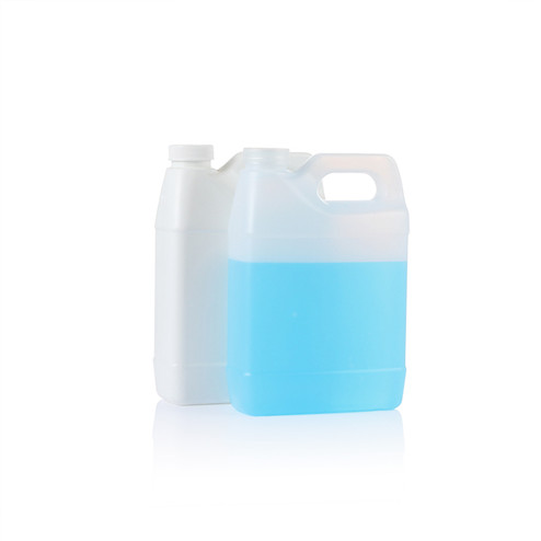 1000ml (33.33oz) white HDPE Plastic Jug with handle YFA-268