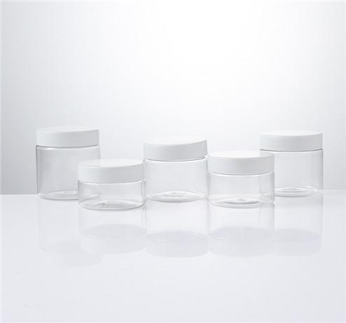 pet plastic jar