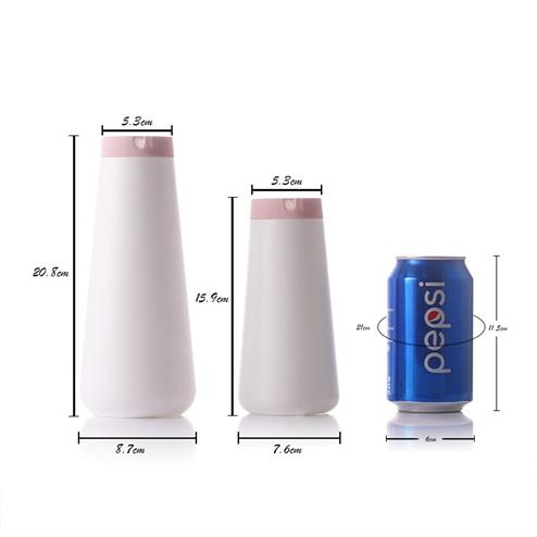 size of SALT BOTTLE 223 500ml and 750ml salt bottle