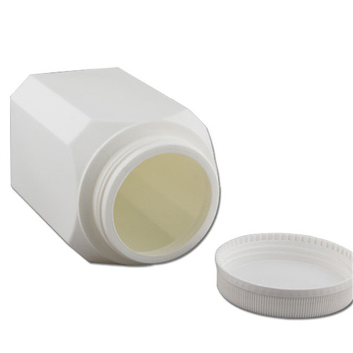 Opaque white HDPE 1 liter plastic bottle manufactuer in China