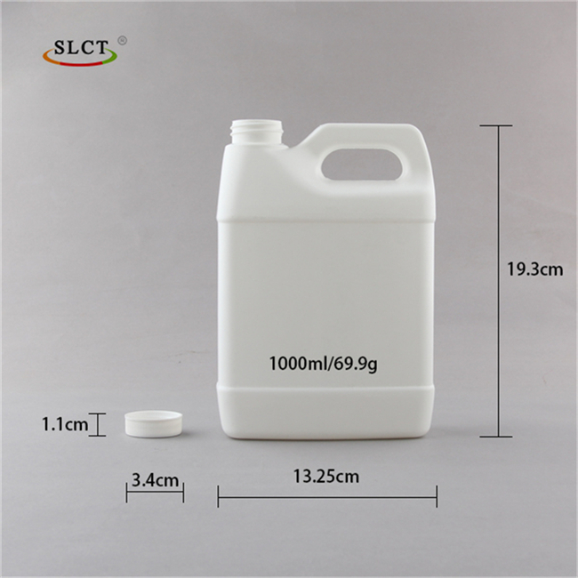 250ml plastic jug dimension