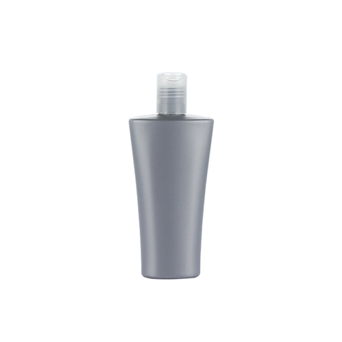 250ml grey lotion bottle with disc cap in bulk
