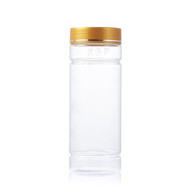 500ml clear Pet Plastic Food Grade Jars PGH-010