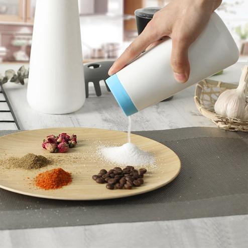 500ml HDPE salt shaker bottle YFA-223