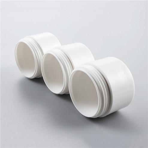 Environmental 100% biodegradable PLA cosmetic cream jar sleep mask packaging