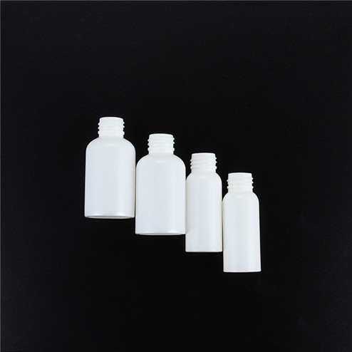 Manufacturing Custom PLA corn strach plant bioplastic compostable cosmetic bottles Beauty lotion sample container