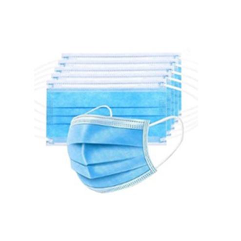 3-ply disposable non-woven protective mask
