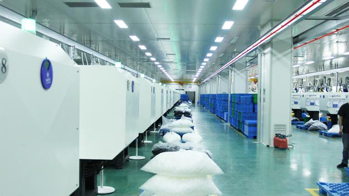 sanle factory machine