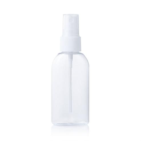 60ml round clear bottle with sprayer