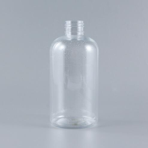 saniziter bottle 250ml Boston round pet bottle for sale