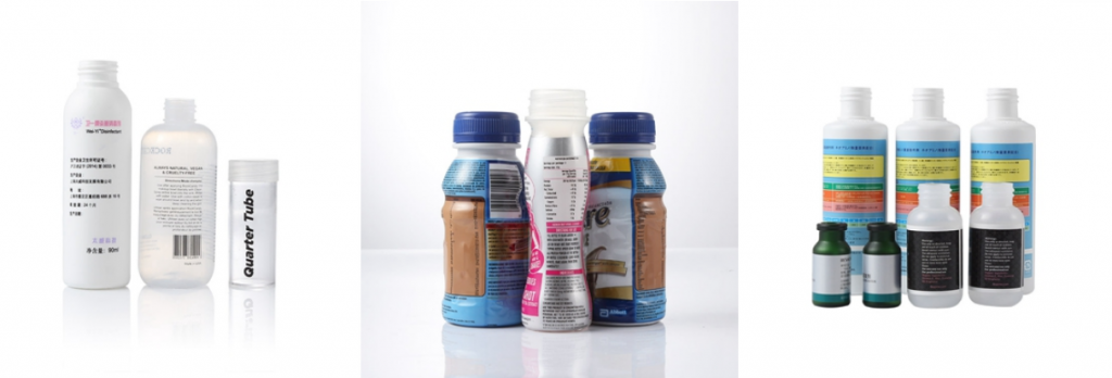 printing of cosmetic bottles manufactuers