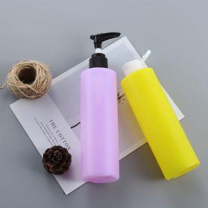 custom shampoo bottle manufacturer